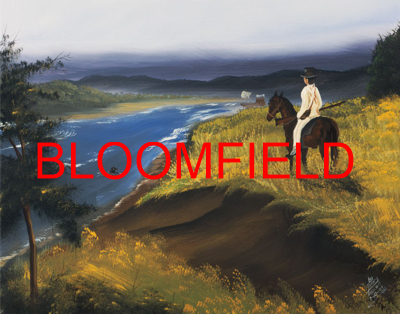Bloomfield Shannon Painting