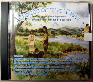 Lewis & Clark CD Cover
