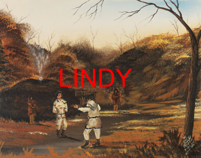 Lindy Shannon Painting
