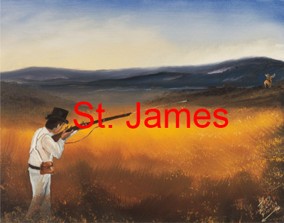 St. James Shannon Painting
