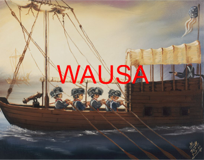 Wausa Shannon Painting