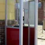 Verdigre Phone booth