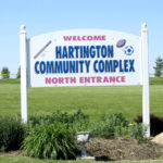 Hartington sports complex